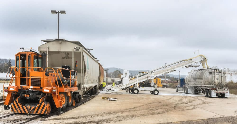Transload with Seven Rivers Intermodal Terminals LLC